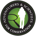 Adventurers and Scientists for Conservation expedition partner for scientific research on alpine rock microbes